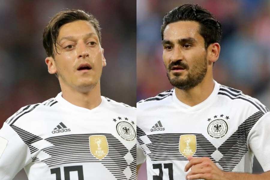 """ドイツ代表2選手のトルコ大統領表敬訪問に批判噴出 """"元問題児""""OBが主張 ..."""