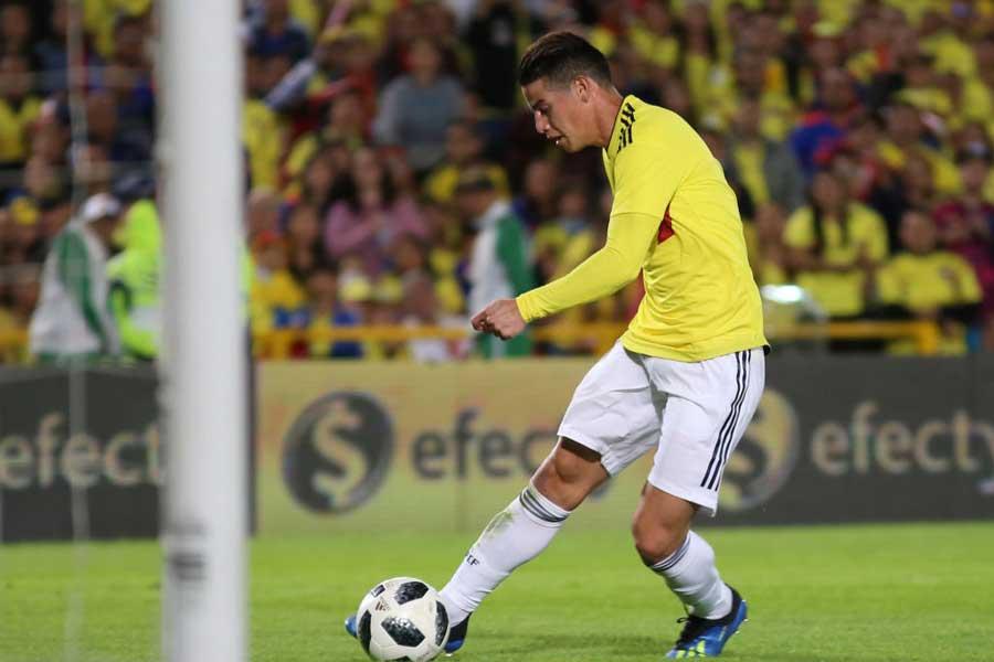 コロンビアが本戦前に親善試合追加か、候補としてギリシャが浮上【写真:Getty Images】