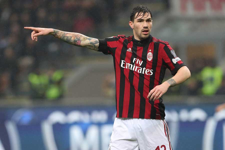 ACミランがロマニョーリとの契約を2022年まで更新したことを発表した【写真:Getty Images】