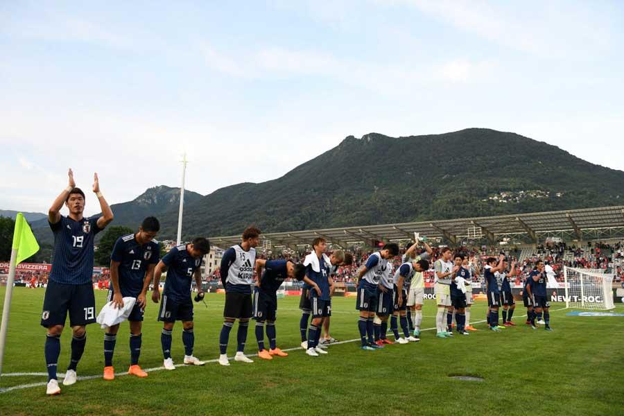"""韓国メディアは、西野ジャパンの""""日本らしさの欠如""""を指摘している【写真:Getty Images】"""