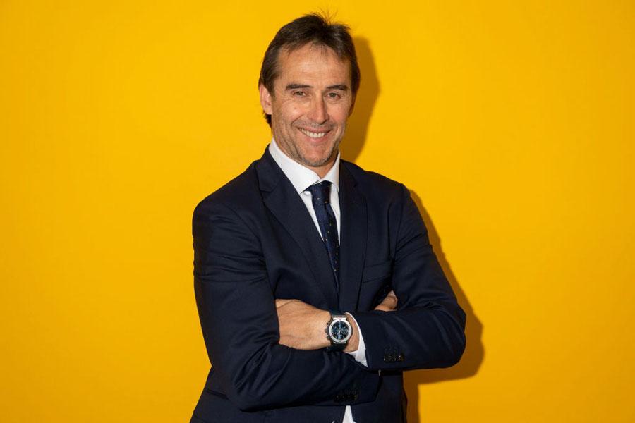 レアル・マドリードの新監督に、スペイン代表ロペテギ監督の就任が決まった【写真:Getty Images】