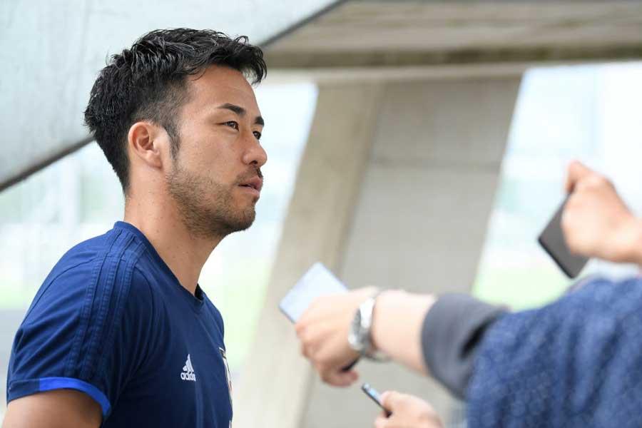 吉田麻也がパラグアイ戦MVPに指名した意外な男とは【写真:Getty Images】