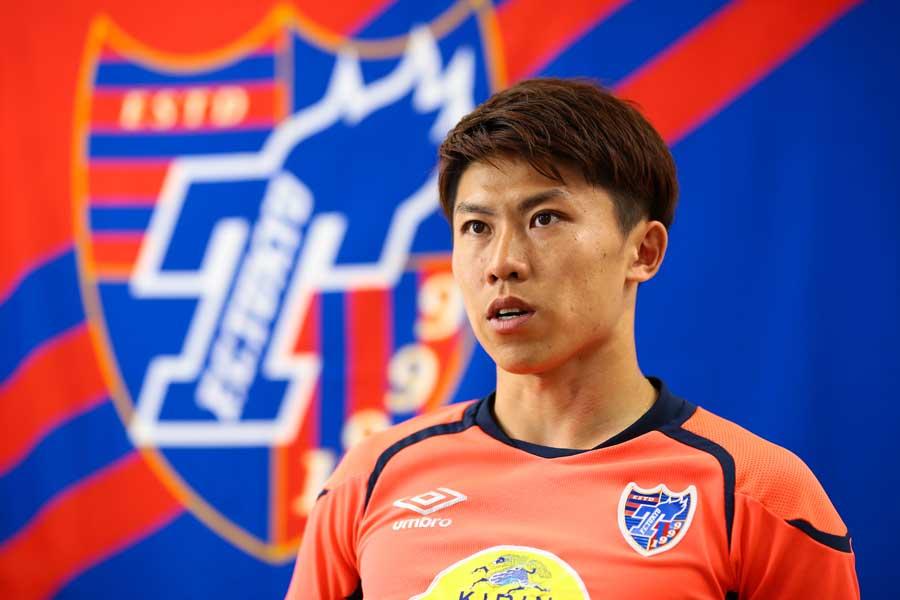 元日本代表DF太田宏介が、「優勝が一番似合う」と評したのは?【写真:荒川祐史】