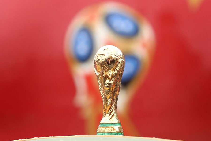 いよいよロシアW杯が開幕する!【写真:Getty Images】