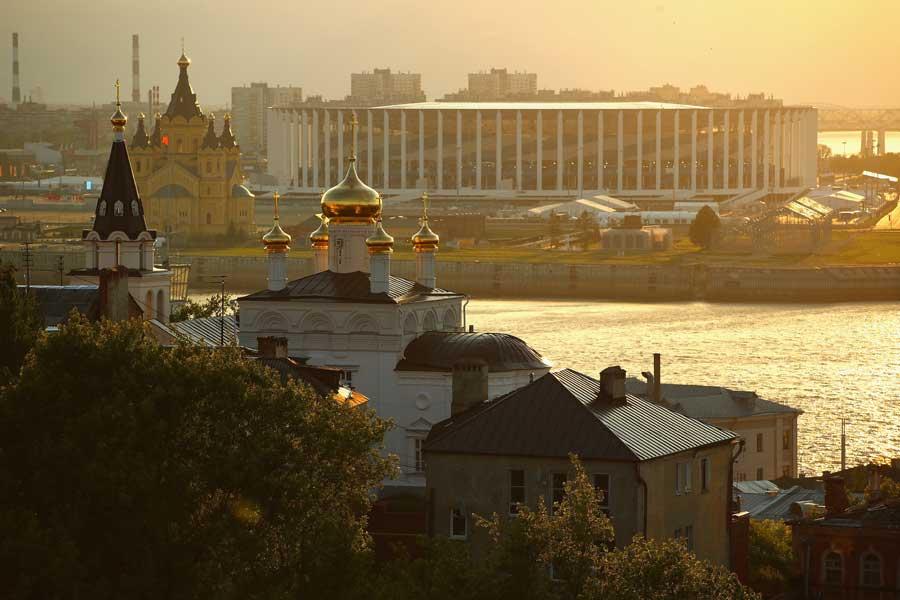 21回目を迎えるW杯は、史上初の東欧開催となるロシアで6月14日に幕を開ける【写真:Getty Images】