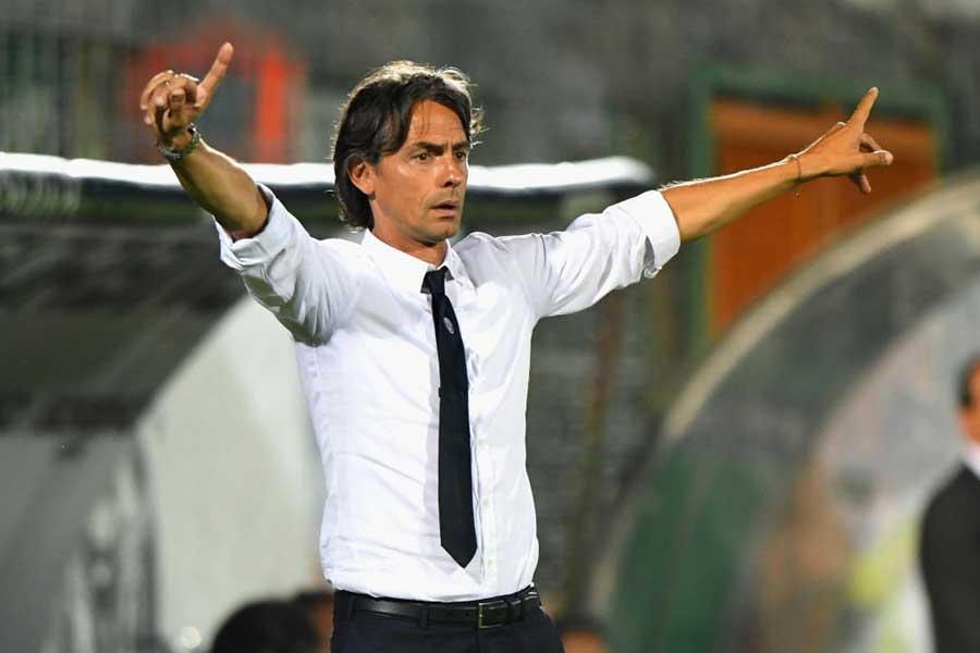 F・インザーギ氏は、ボローニャの来季新指揮官に就任することが決定した【写真:Getty Images】
