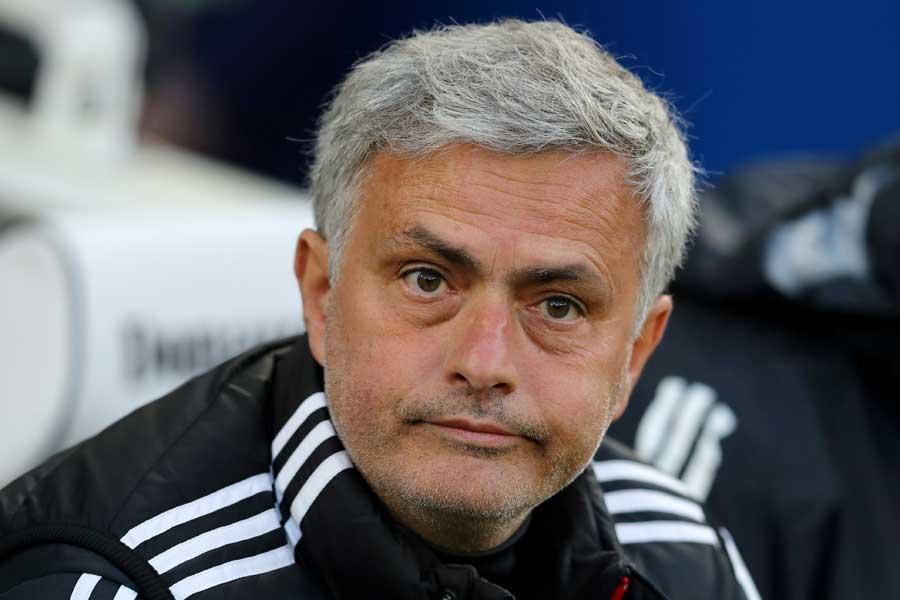 モウリーニョ監督は、ロシアW杯でイングランド代表が優勝できる「良い集団」を持っていると語った【写真:Getty Images】