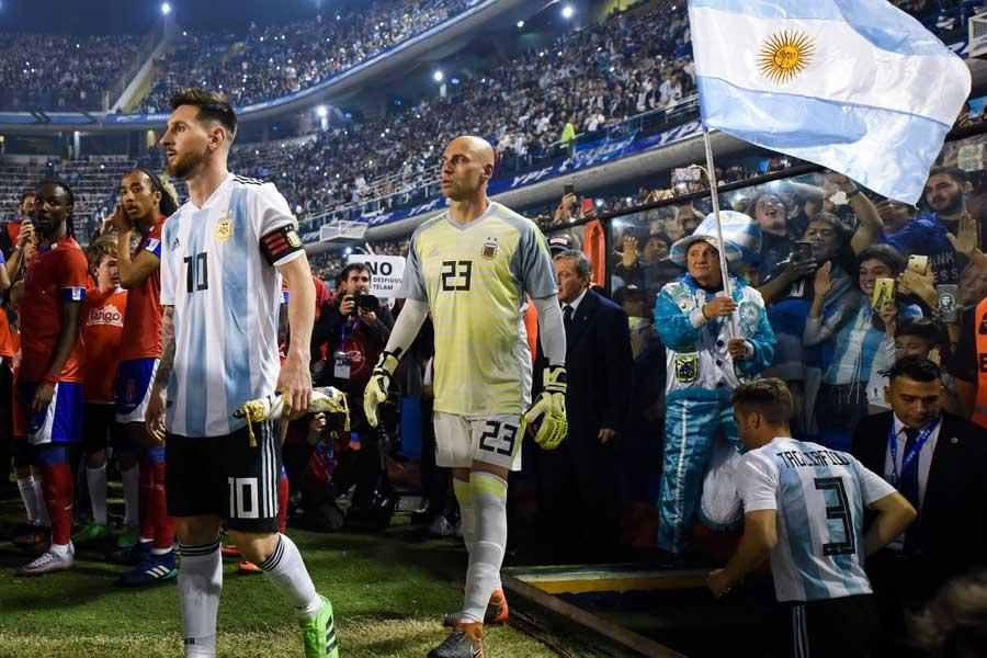 澤は「勝ってほしい国」として、アルゼンチンを優勝候補に挙げた【写真:Getty Images】