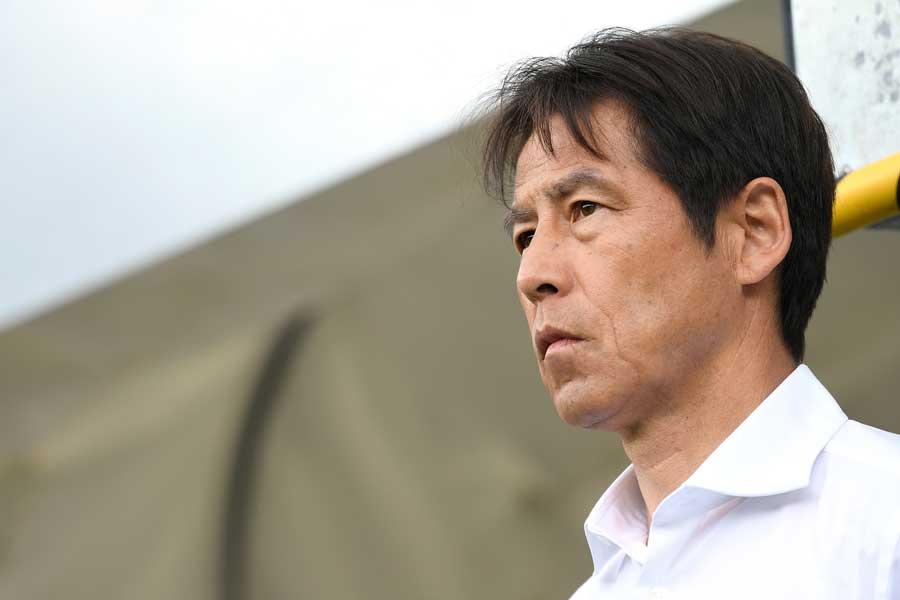 西野監督は12日のパラグアイ戦で出場機会の少なかった選手を起用した【写真:Getty Images】