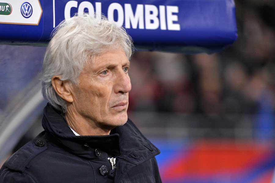 スポーツ心理学者のロッフェ氏が、ぺケルマン監督率いるコロンビア代表の「11の強み」を指摘した【写真:Getty Images】