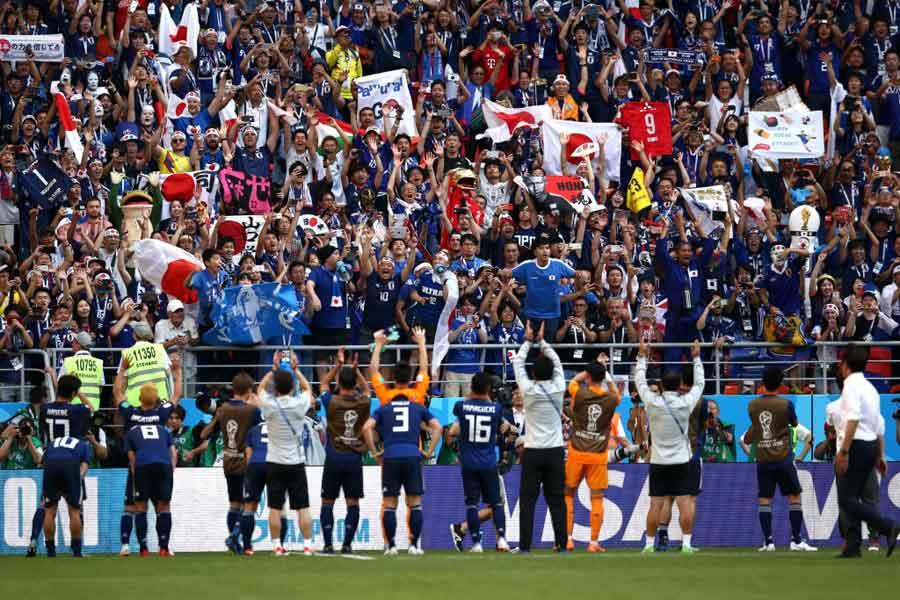 日本人サポーターのゴミ拾いが海外で称賛されている(写真はイメージです)【写真:Getty Images】