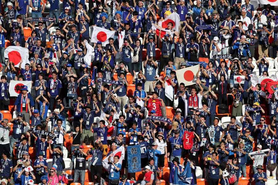 """日本人サポーターの""""ゴミ拾い""""に感動の輪が拡大している(写真はイメージです)【写真:Getty Images】"""