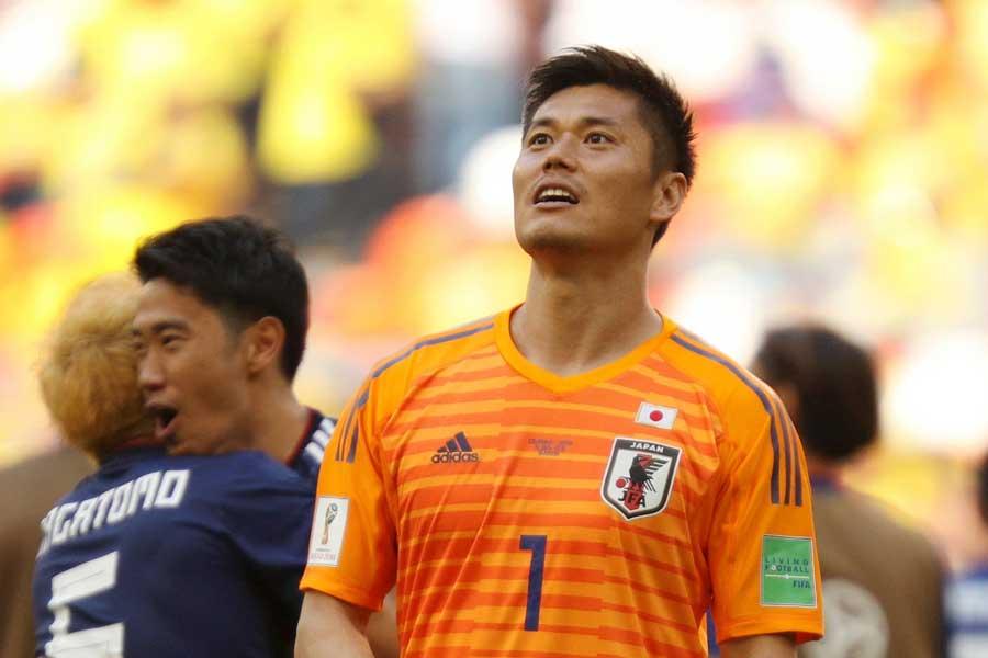 川島が2014年大会で苦汁をなめた選手たちの心中を代弁した【写真:Getty Images】