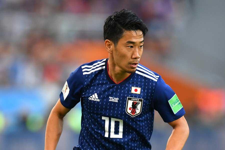 香川がチームの粘り強さを称賛【写真:Getty Images】