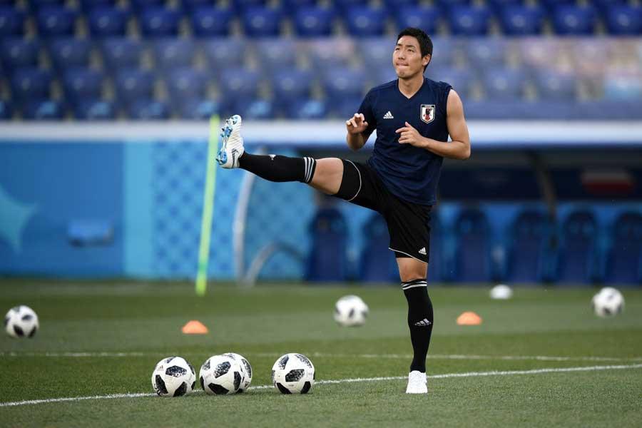 ドイツ代表のグループリーグ敗退は、日本代表の昌子も衝撃を受けたようだ【写真:Getty Images】