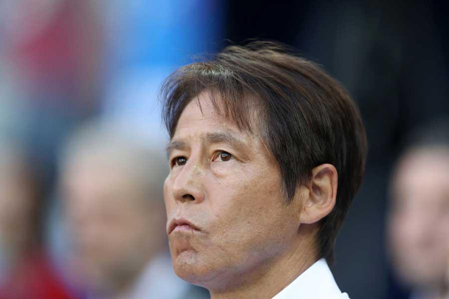 ポーランド戦、日本代表は大苦戦するも西野監督の決断が吉と出た【写真:Getty Images】