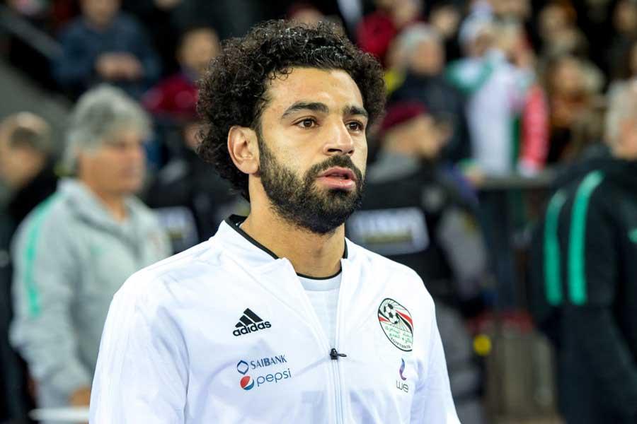 エジプト代表サラー、W杯初戦ウルグアイ戦の欠場が濃厚【写真:Getty Images】