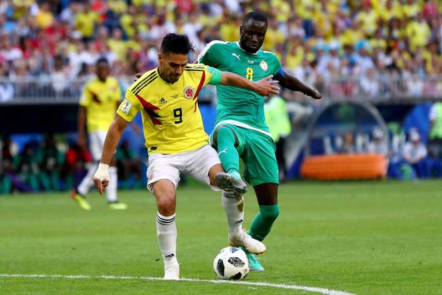 セネガルが同点に追いついた場合、日本はグループリーグ敗退が決まっていた状況だった【写真:Getty Images】