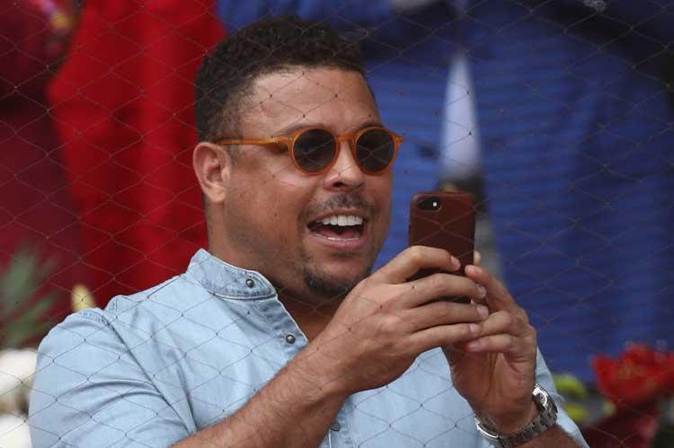 元ブラジル代表FWロナウド氏がW杯に向けた展望をした【写真:Getty Images】