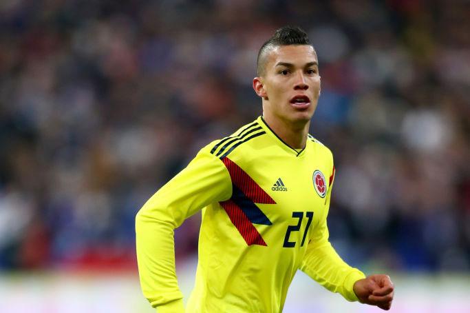コロンビア代表MFマテウス・ウリベが、チーム躍進の鍵を握るかもしれない【写真:Getty Images】