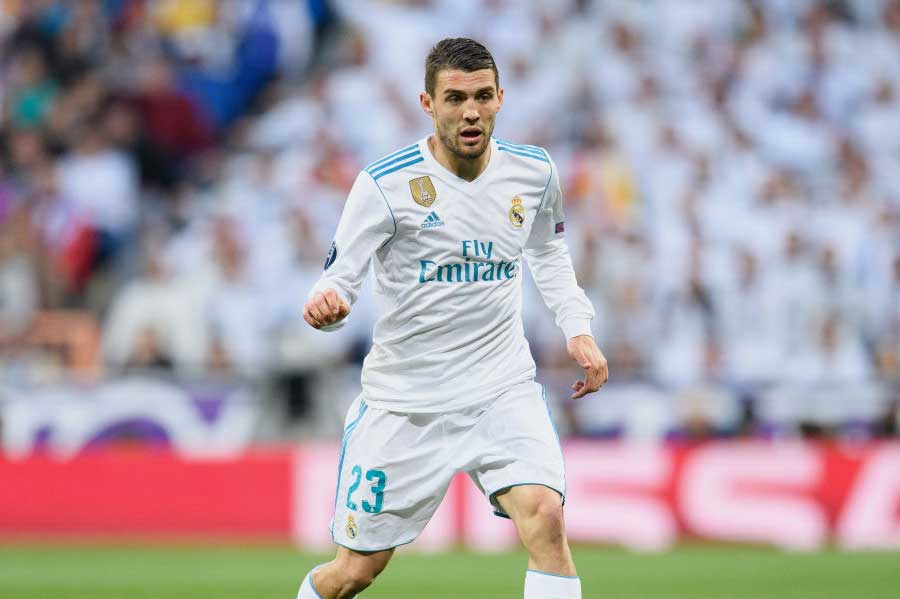 レアル・マドリードのコバチッチは、レギュラーポジションを求めているとして、退団希望を明かした【写真:Getty Images】
