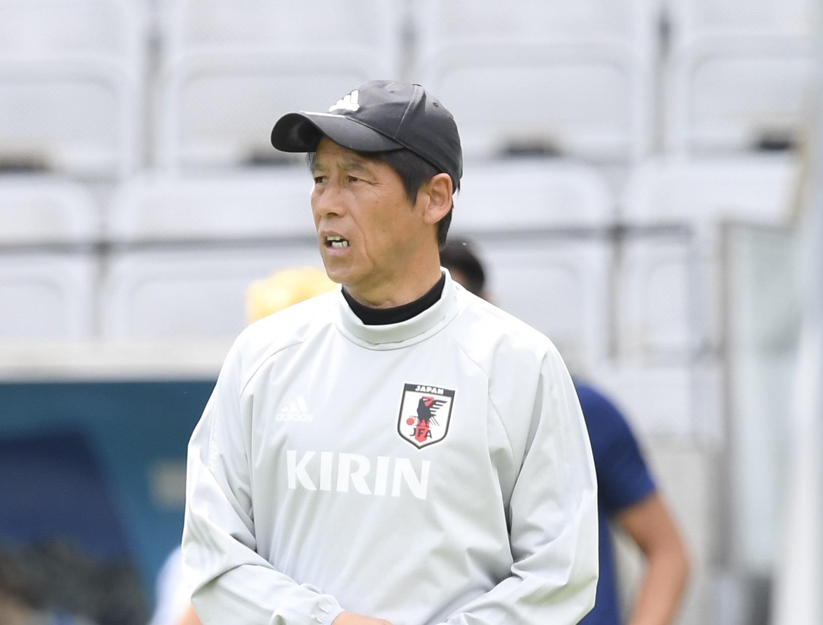 日本代表の西野朗監督【写真:Getty Images】