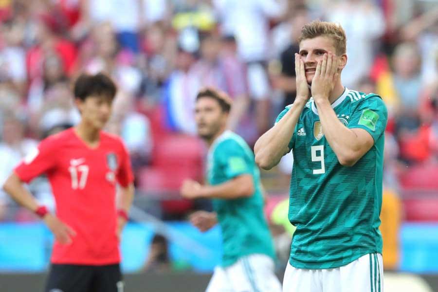 王者ドイツが史上初のグループリーグ敗退【写真:Getty Images】