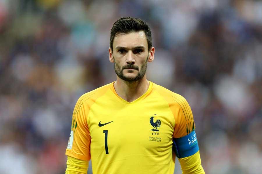 母国の20年ぶり2度目の優勝に貢献したフランス代表GKロリス、その実力をレアルは買っているようだ【写真:Getty Images】