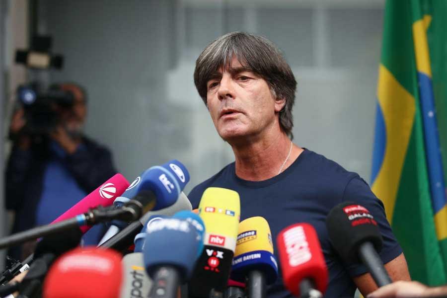 ドイツ代表は、レーブ監督の続投が決定した【写真:Getty Images】