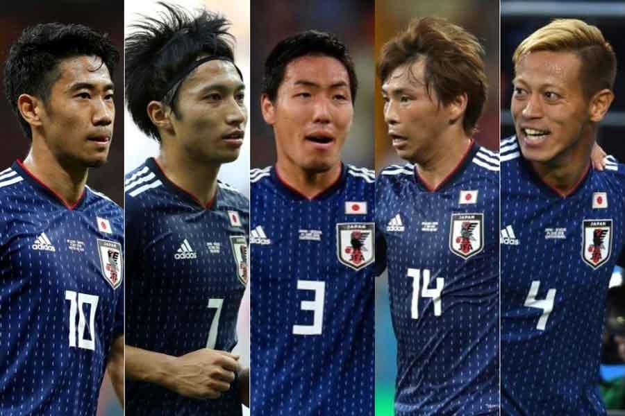 激闘のロシアW杯で評価を高めた日本代表選手は?【写真:Getty Images】