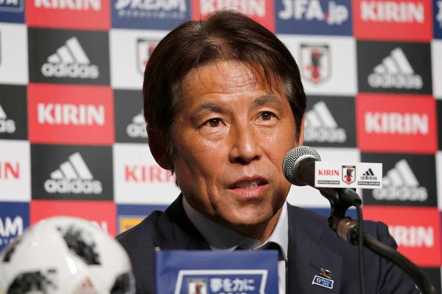 西野監督は、7月末で退任する意志を示した【写真:AP】