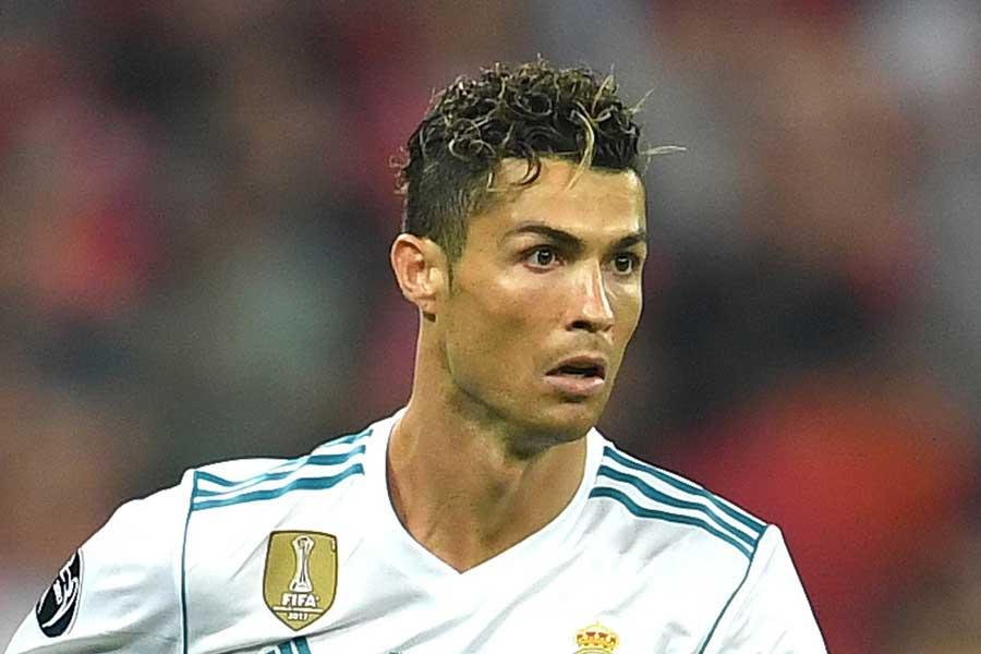 レアル・マドリードからユベントスへの移籍が決まったC・ロナウド【写真:Getty Images】