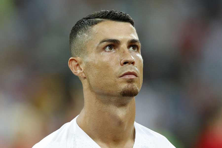 レアル・マドリードからユベントスへ移籍したC・ロナウド【写真:Getty Images】
