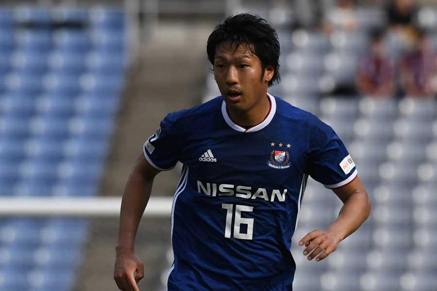 横浜FMは伊藤翔のハットトリックなどを含む、クラブ歴代最多タイの8得点を挙げた【写真:Getty Images】