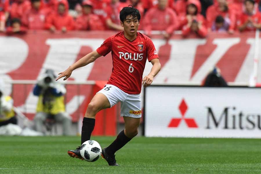 浦和レッズは、日本代表DF遠藤&DF槙野のゴールで白星を手にした【写真:Getty Images】