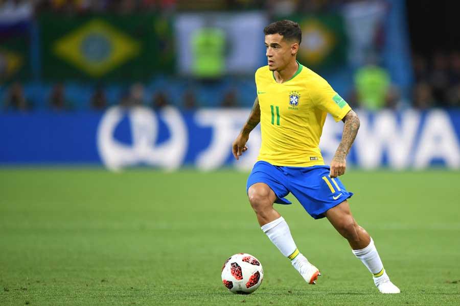 コウチーニョがポルトガル国籍を取得したと報じられた【写真:Getty Images】