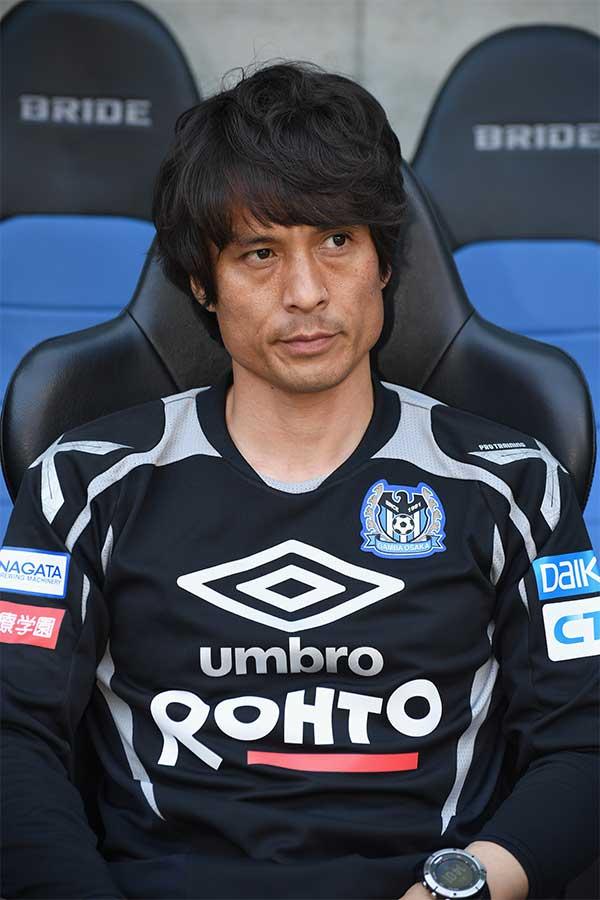 U-23チームを率いていた宮本恒靖監督がトップチームの新指揮官に就任した【写真:Getty Images】