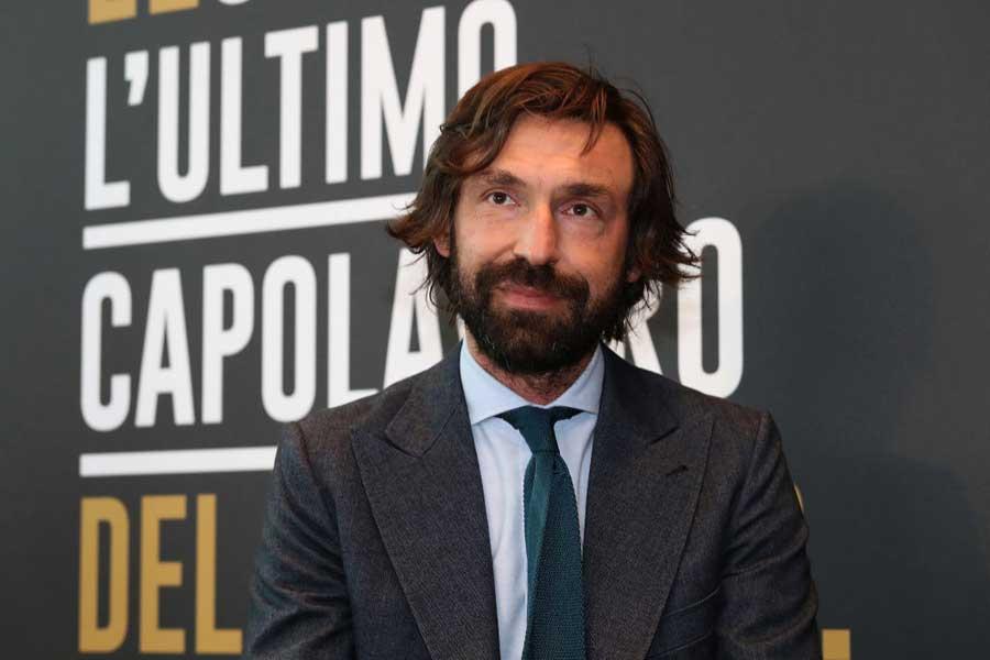 元イタリア代表のピルロ氏【写真:Getty Images】