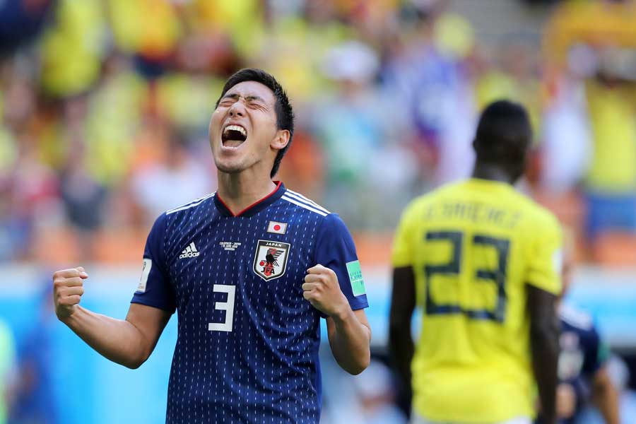 日本代表DF昌子源【写真:Getty Images】