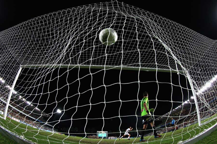 スロベニアで生まれたゴールの反響が拡大している(写真はイメージです)【写真:Getty Images】