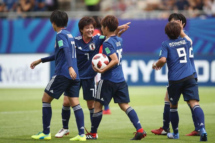ヤングなでしこ、U-20女子W杯グループ2位で準々決勝進出!【写真:Getty Images】