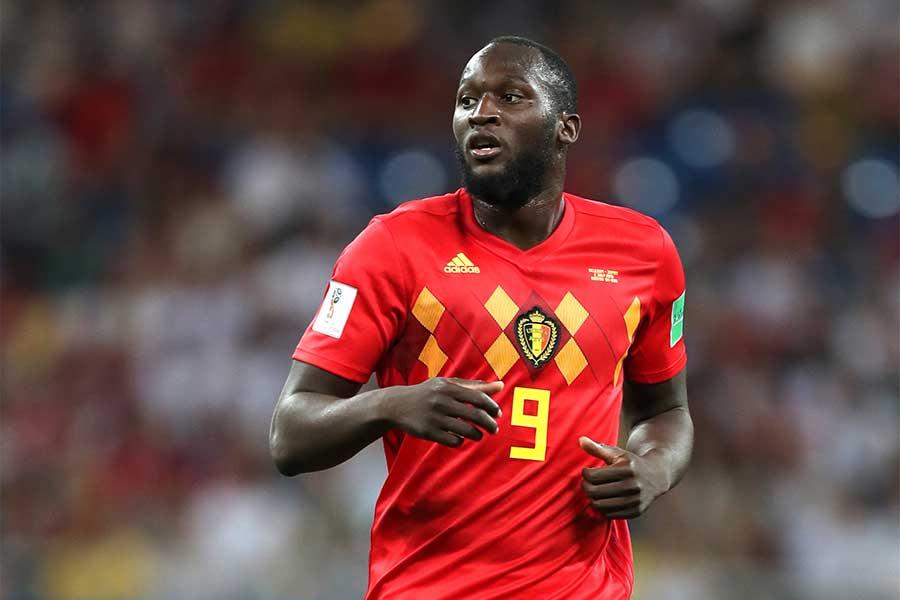 ベルギー代表FWルカク【写真:Getty Images】