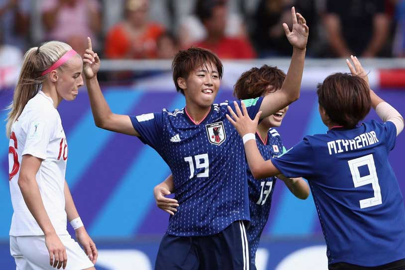 U-20女子日本代表、世界の頂点まであと1勝!【写真:Getty Images】