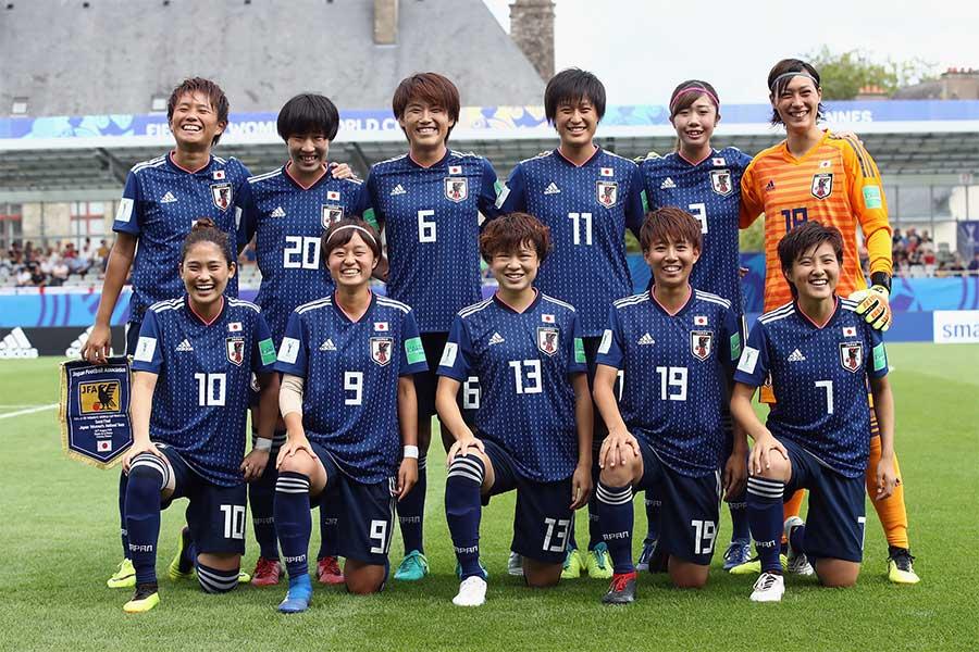 U-20日本女子代表【写真:Getty Images】