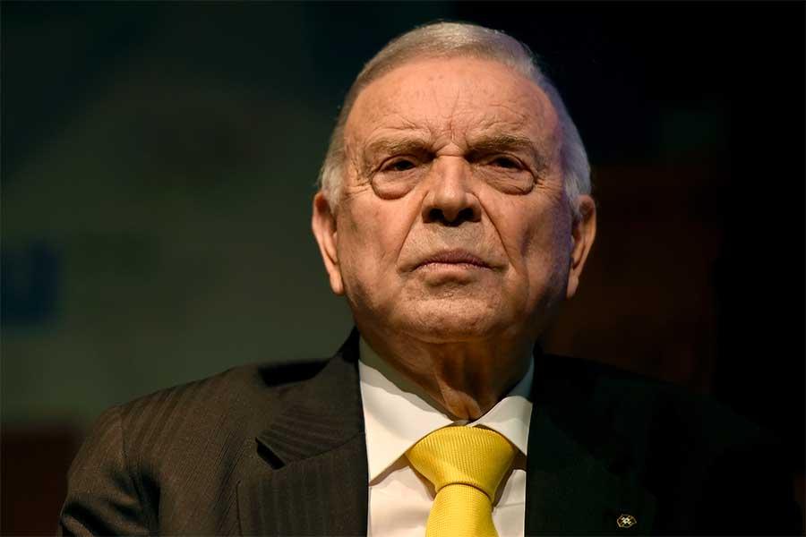 ブラジルサッカー連盟のマリン元会長に実刑判決が下された【写真:Getty Images】