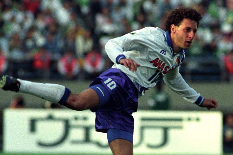 4分で分かる! 1993~2004年日本最強キッカー史、Jリーグ選定「伝説FK ...