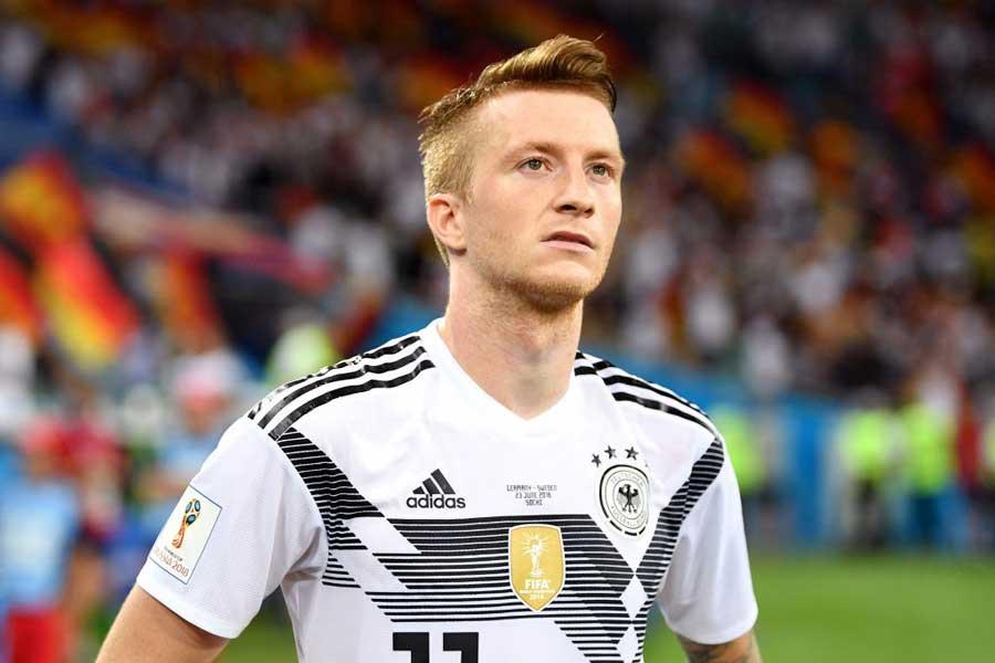 ドイツ代表MFマルコ・ロイス【写真:Getty Images】