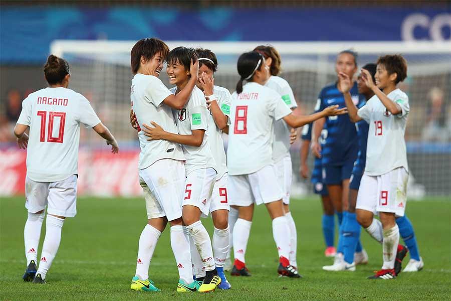 ヤングなでしこ、U-20W杯初陣で1-0勝利【写真:Getty Images】