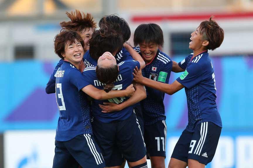 ヤングなでしこ、ドイツに3-1勝利でU-20 W杯4強進出へ【写真:Getty Images】