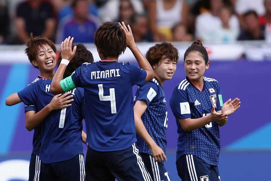 U-20女子日本代表【写真:Getty Images】